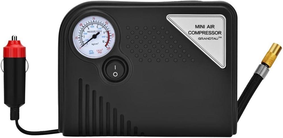 GRANDTAU Portable Mini Air Compressor