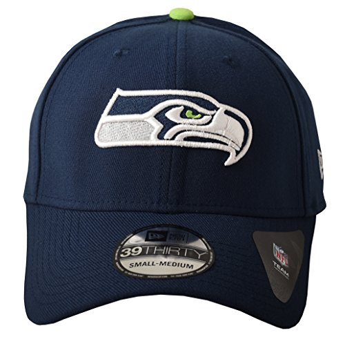 get cheap 4b466 0fef6 NFL Seattle Seahawks Team Classic 39THIRTY Stretch Fit Cap, Large X-Large,