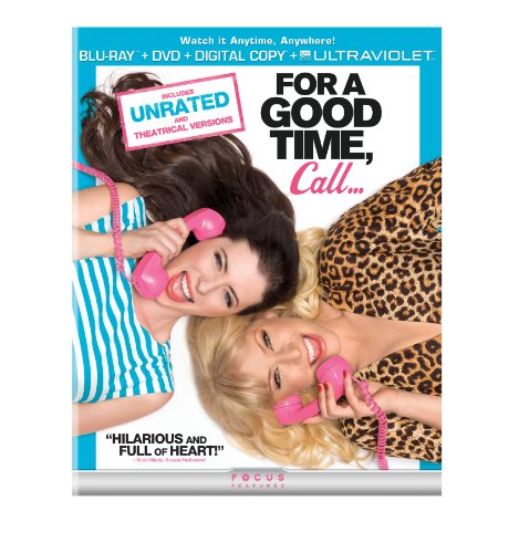 For a Good Time, Call... [Blu-ray]