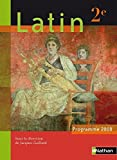 img - for Latin 2e : Programme 2008 by Jacques Gaillard (2008-04-22) book / textbook / text book