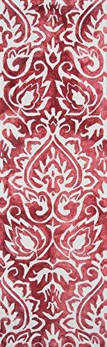 Momeni Rugs SEREESRE-1RSE2376 Serene Collection Transitional Area Rug, 2'3