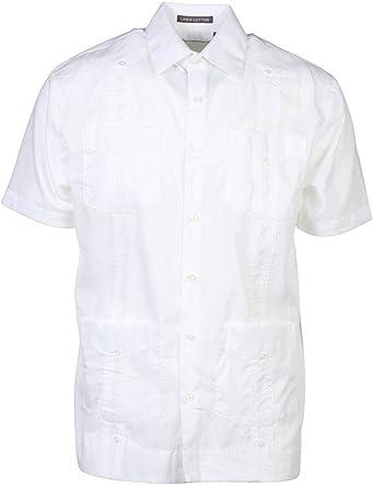 Giancarlo Camisa de vestir de manga corta Breezy de peso ligero