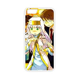 Generic for iPhone 6 4.7 Inch Cell Phone Case White A Certain Magical Index Custom HAAFFGKGK2384