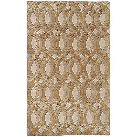 Surya Modern Classics 2 6 X 8 Hand Tufted Wool Runner Rug