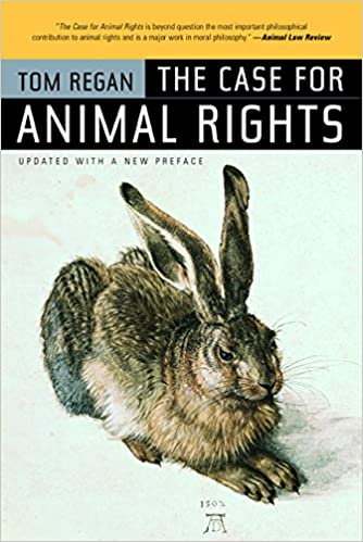 tom regan animal rights speech