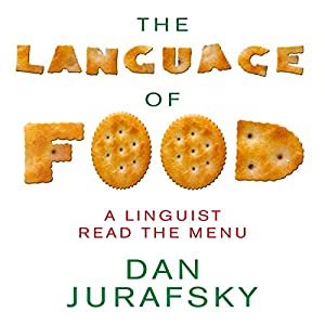 The Language of Food Audiobook