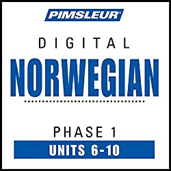 Norwegian Phase 1, Unit 06-10