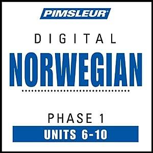 Norwegian Phase 1, Unit 06-10 Audiobook