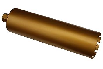 Gut bekannt Diamant-Bohrkrone 50mm Ø x 400mm Kernbohrkrone für Nass + Trocken BW08