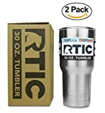 Amazon Price History for:RTIC 30 Oz Tumbler Value 2-Pack