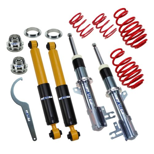 tief Tech evogwop03-1 Coilover Kit