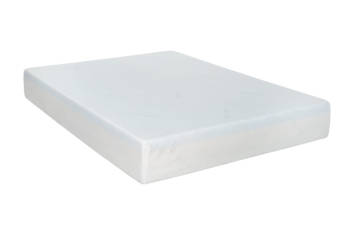 Amazon.com: Super Divine Plush 10-Inch Gel Foam Mattress, Twin: Kitchen & Dining