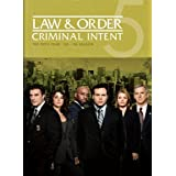 Law & Order: Criminal Intent: The Fifth Year '05 - '06 Season