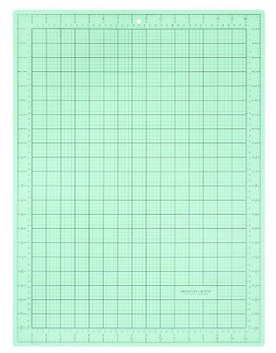 (American Crafts Self Healing Cutting Mat, 17 by 25-Inch)