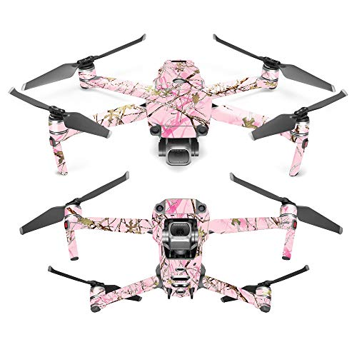 MightySkins Skin for DJI Mavic 2 Pro or Zoom – Conceal Pink | Protective, Durable, and Unique Vinyl Decal wrap Cover | Easy to Apply, Remove, and Change Styles | Made in The USA For Sale