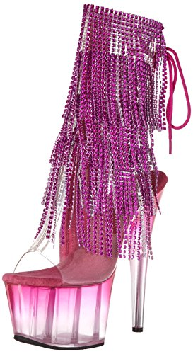 Pleaser Women's Ado1017rsft/c-fs/m Boot Fuchsia/Fuchsia sale best seller view ymx1yE