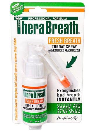 fresh breath throat