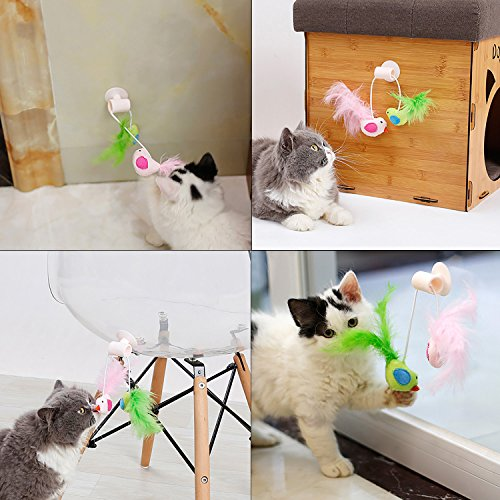 Parts3A Cat Toys,Kitten Toys Increases IQ and Keep Your Pet Active. by Parts3A (Image #5)