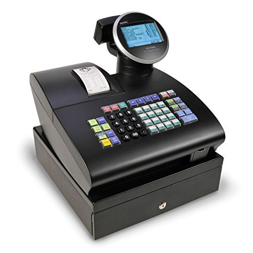 ROYAL CONSUMER 39285K Alpha 1100ML Cash Register