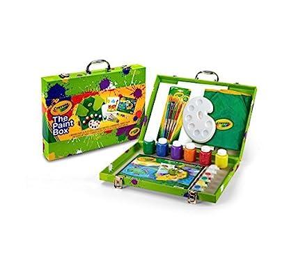 Amazon.com: Crayola Caja de pinturas: Toys & Games