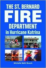 Amazon.com: St. Bernard Fire Department in Hurricane