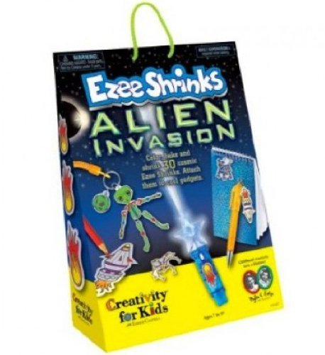 Alien Invasion Set (Shrinky Dinks Alien Invasion)