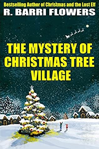 book cover of The Mystery of Christmas Tree Village
