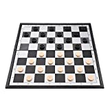 KAILE 3 in 1 Chess Checkers Backgammon