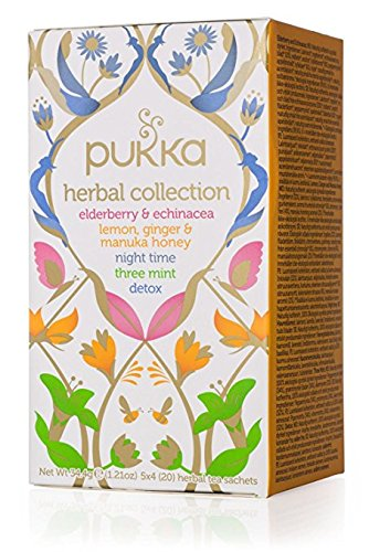 Pukka Herbal Collection Tea - 20 Bags (Pack of ()