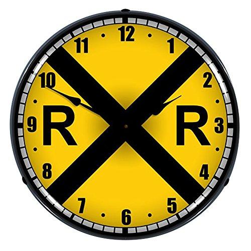 - Railroad Crossing 14