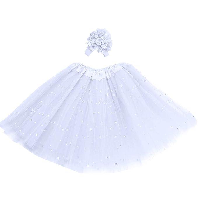 modelli alla moda ottimi prezzi fornitore ufficiale Gonna Tulle Bambina Eleganti,Homebaby Vestiti Battesimo ...