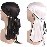 Limeow Sombrero Pirata Durag Headwraps de Durag Durag