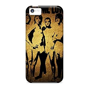 High Quality Hard Phone Cases For Apple Iphone 5c (Lpg1502Mnka) Custom Trendy Muse Pictures