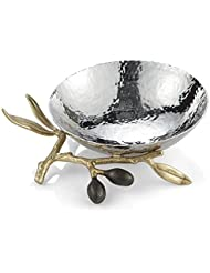 """Michael Aram Olive Branch Gold """"Catch All"""" Decorative Product"""