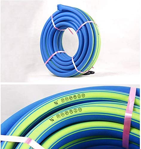 YLCCC PVC Flexible Garden Hoses, Anti-twist Water Pipe Lightweight Garden Watering Pipe Outdoor Car Wash Hose for Agricultural Car Wash