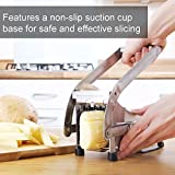 ICO Stainless Steel 2-Blade French Fry Potato Cutter