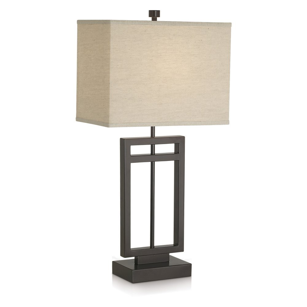 Pacific Coast Lighting 87 6576 20 Central Loft 1 Light Table Lamp