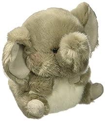 Aurora World Rolly Pet Trumpeter Elephant Plush