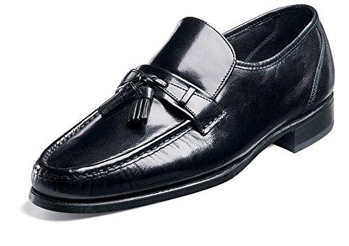 Black Men's Loafers Como Florsheim Tassel Tassel I8wqp4