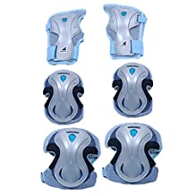 Rollerblade Womens LUX Activa 3-Pack Protective Gear (Large)