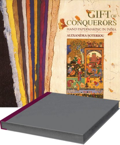 Gift of the Conquerors: Hand Paper-Making in India by Brand: Mapin Publishing