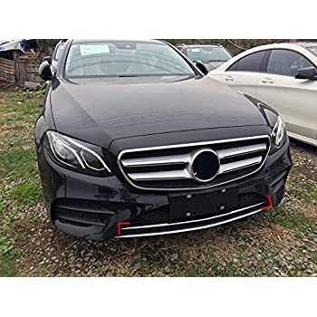 Amazon.com: Parrilla estilo GT R W205 AMG Look C200 C250 ...