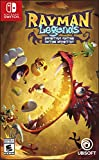 Rayman Legends Definitive Edition-Nintendo Switch Games and Software