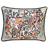 Catstudio America Pillow - Original Geography Collection Home Décor 114(CS)