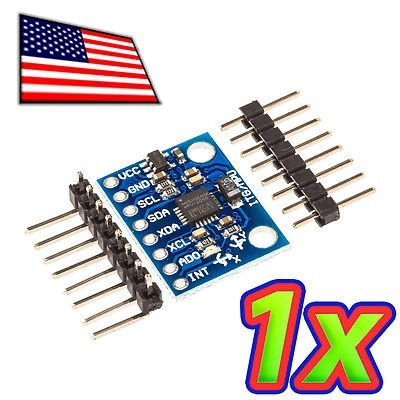 Upgrade Industries 6Dof Imu Invensense Mpu6050 Gyro   Accelerometer For Arduino  Drone  Rc Plane By Upgrade Industries