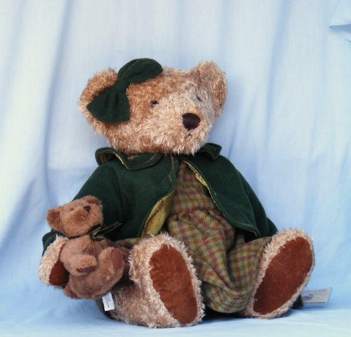 Vintage Russ Collection - Lady Elspeth Vintage Collection Teddy Bear
