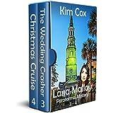 Lana Malloy Paranormal Mystery Series (Novellas 3 & 4): The Wedding Crasher & Christmas Cruise - Box Set 5 (Lana Malloy Paranormal Mystery Series Box)