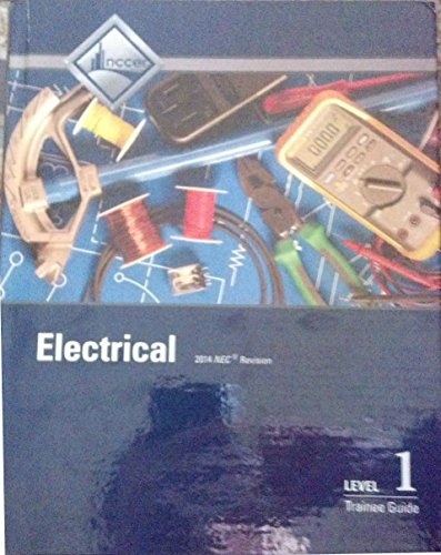 Electrical Level 1 Trainee Guide, Case bound (8th Edition)