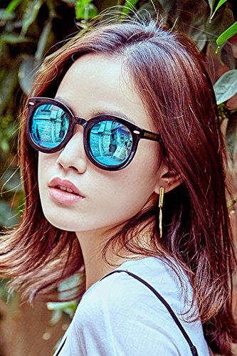 027e124321e Amazon.com  Generic Granville Gooch sunglasses women girls lady personality  Korean little face round face 2018 rized sunglasses women girls lady star  ...