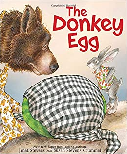 Image result for donkey egg amazon stevens